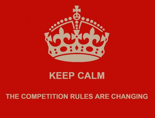 Changes To Competition Rules For 2020-2021