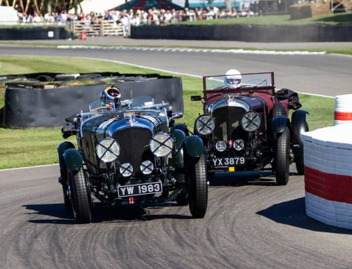Members Talk – Goodwood Revival by Roger Gage