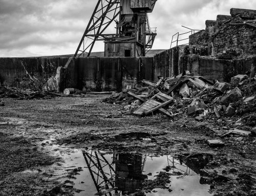 Andy Marland – The Industrial tourist – Exploring the Industrial North