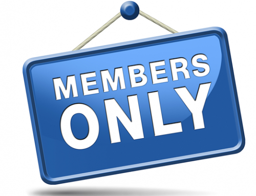 New Members Only Account