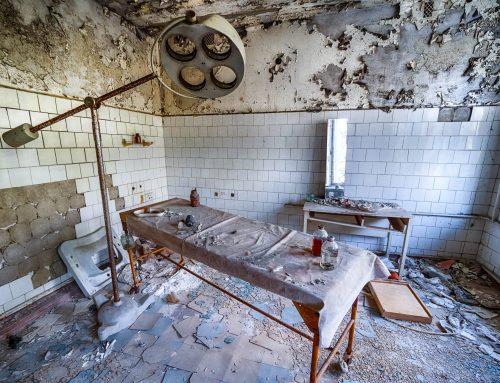 Trevor Morecraft – Chernobyl and Pripyat