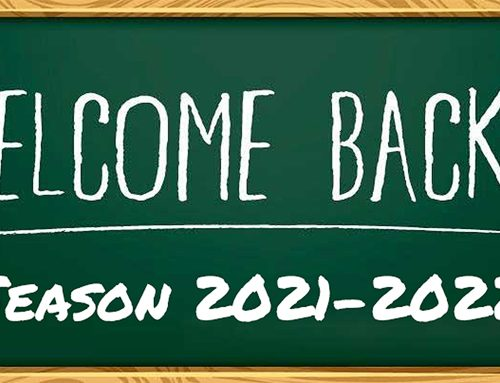 Chairman's Welcome Back Message – Sep 2021